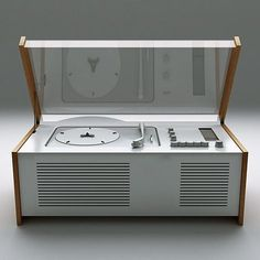 "Furniture by Dieter Rams, the iconic industrial designer, will be showcased at the Vitra Design Museum's exhibit ""Modular Furniture. Retro Design, Vintage Designs, Graphic Design, Modular Furniture, Furniture Design, Dieter Rams Design, Braun Dieter Rams, Charles Ray Eames, Braun Design"