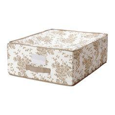 GARNITYR Storage case, beige, white flower € 11.00