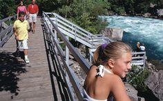 Whirlpool White Water Walk - $10.95/person, 4330 Niagara Parkway Niagara Falls, ON