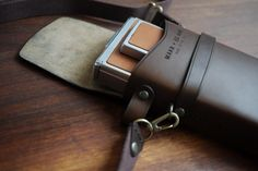 MAKR AND ED. VARIE / Makr Blog | Leather Goods, Wallets, Bags, Accessories | Made in the USA