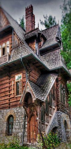 Willa pod Jedlami - Zakopane Poland