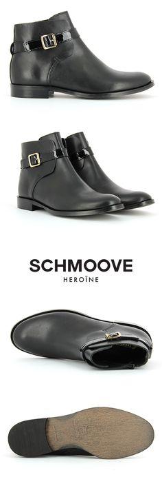 Schmoove chaussures femme - Blur Buckle