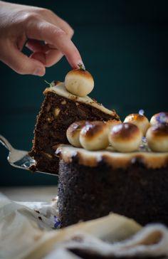 SIMNEL(fruit cakewith marzipan-Easter-UK) (sweetaffair.pt)