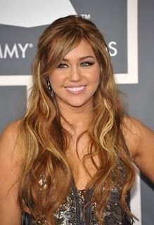 really like this hair color ...... Check Miley Cyrus`s latest hairstyles here in this page. Many photos to see. Do not miss :)