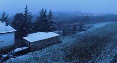 Fotografando...: Prima neve...