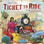 Ticket to Ride Map Collection: Volume 2 - India & Switzerland | Board Game | BoardGameGeek