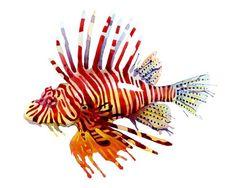 Lionfish inspiration