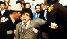 My favorite law movie ever: ...And Justice For All. Showed a preview of it to my law students tonight. They didn't seem to get how cool it is.