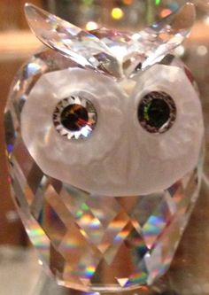Swarovski Owl - From my collection.