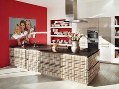 Lacquered kitchen XL 1296 by Ballerina-Küchen H.E. Ellersiek