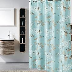 Hookless Fabric Shower Curtain Water-Repellent and No More Mildew Bathroom Bath Curtains Welwo http://www.amazon.com/dp/B00QSX49RS/ref=cm_sw_r_pi_dp_FGVhvb1WMBK1G