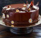 Chocolate Cake, Panna Cotta, Pudding, Ethnic Recipes, Desserts, Food, Chicolate Cake, Tailgate Desserts, Chocolate Cobbler