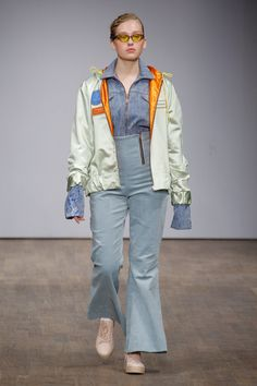 See the complete Beckmans College of Design Stockholm Fall 2017 collection.