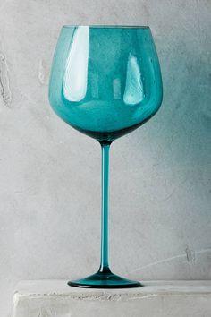 Anthropologie Pippa Wine Glass