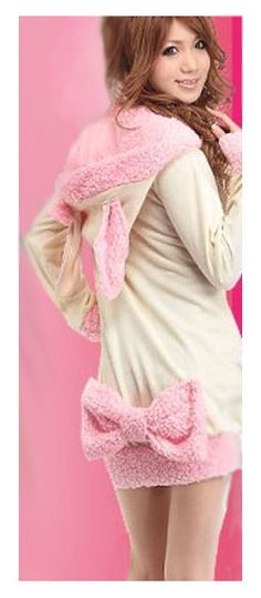 Sweet Bunny Hoodie from Sweet Poison Cupcake on Storenvy $20.00