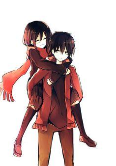 Shin and Aya❤️