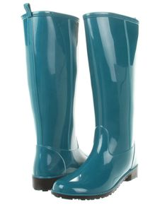 b8d94af9858 Everything Turquoise  Napa Flex Classic Rainboots Turquoise And Purple