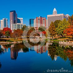 Download Charlotte City Skyline Autumn Season Royalty Free Stock Photography for free or as low as $0.20USD. New users enjoy 60% OFF. 20,146,038 high-resolution stock photos and vector illustrations. Image: 35620217