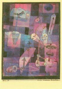 Klee Paul; Analyse verschiedener Perversitäten , 1922