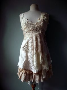 Ixia dress by NaturallyBohemian on Etsy, £140.00