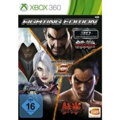 Fighting Edition  X-Box 360 in Actionspiele FSK 16, Spiele und Games in Online Shop http://Spiel.Zone