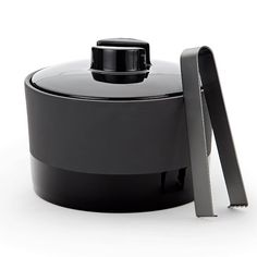 Service Ideas 70608 Magisso Black 14 Liter Ice Bucket -- You can find more details by visiting the image link.