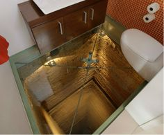 Yikes. Would you use this bathroom?