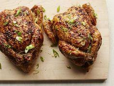 Soy-Glazed Roast Chicken Recipe : Food Network Kitchen : Food Network