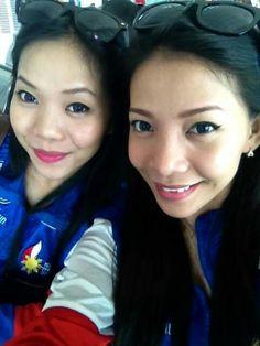 Almira and Irene