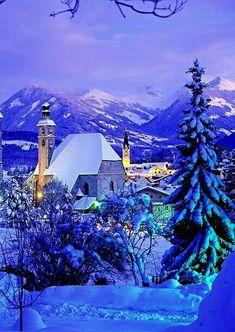 Kitzbühl Tyrol Austria