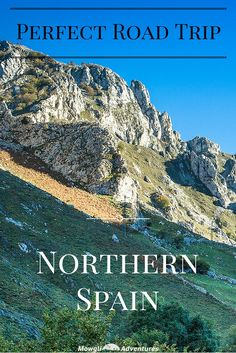Northern Spain is fantastic! Here we tell you everything you need to know about planning the perfect northern Spain road trip itinerary. Portugal Nord, Spain And Portugal, Bilbao, Spain Road Trip, Road Trip Europe, Travelling Europe, Tenerife, Cool Places To Visit, Places To Travel
