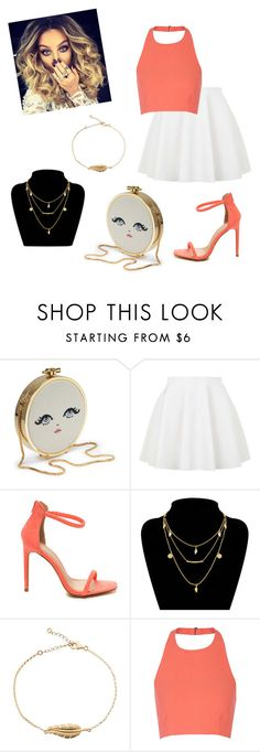 """""""Untitled #158"""" by mildabas ❤ liked on Polyvore featuring Topshop and Elizabeth and James"""