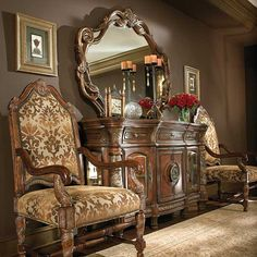 If you are having difficulty making a decision about a home decorating theme, tuscan style is a great home decorating idea. Many homeowners are attracted to the tuscan style because it combines sub… French Furniture, Dining Room Furniture, Rustic Furniture, Modern Furniture, Home Furniture, Furniture Design, Antique Furniture, Cheap Furniture, Tuscan Furniture