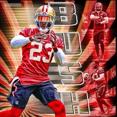 GAME San Francisco 49ers Reggie Bush Jerseys