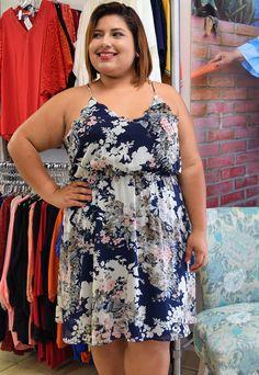 Plus Size Love Harder Dress