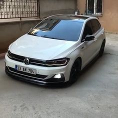 #VW #polo6cgti #vwpolo #volkswagen #vwgolf #cars #hatchback  #hothatch #modifiedcars #vwscirocco Volkswagen Jetta, Volkswagen Transporter, Vw Golf R Mk7, Golf 7 Gti, Vw Hatchback, Honda Civic Hatchback, Vw Polo Modified, Modified Cars, Auto Union 1000