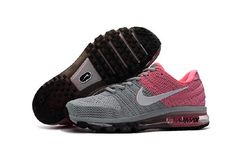 922c64162a6 Find Nike Air Max 2017 Womens Pink Gray 849561 601 Running Sneaker online  or in Nikelebron. Shop Top Brands and the latest styles Nike Air Max 2017  Womens ...
