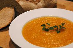Recipe: Pumpkin and Kumara soup