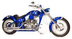 250cc V-Twin Custom Chopper Motorcycle
