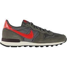 Mooie NIKE Nike internationalist (grey) Sneakers van het merk Nike voor Heren . Uitgevoerd in grey gemaakt van .
