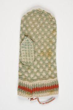 1894  Eesti; kihelkond Setumaa Mittens, Beanie, Knitting, Hats, Fingerless Mitts, Tricot, Hat, Breien, Fingerless Mittens