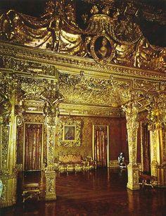 Royal Palace, Torino, Italy : Alcove Room