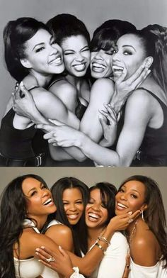 En vogue then and now.