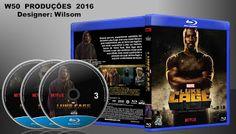 W50 produções mp3: Luke Cage - 1ª Temporada Completa (Blu-Ray)  -   L...