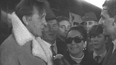 BBC One - BBC Wales Today, Richard Burton and Elizabeth Taylor in Cardiff for rugby 1965