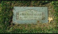 ANNA CONRADSON