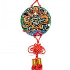 Amuleta Feng Shui cu Dragonul Norocos