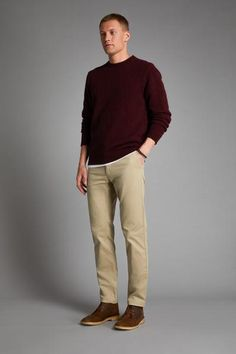 SPOKE Men's Trousers - A flawless fit, delivered - SPOKE Best Chinos, Men's Chinos, Business Casual Men, Men Casual, Mens Chino Pants, Men Shorts, Khaki Pants Outfit, Tartan Men, Skinny Chinos