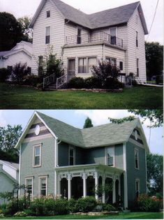 Before & After Victorian