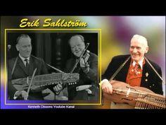 "Erik Sahlström spelar sin egen vals ""Spelmansglädje"" Erik Sahlström is considered one of Sweden's greatest ever folk musicians responsible for the preservation and continuation if the Nyckelharpa tradition"